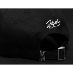 Cappellino Dolly Noire nero con visiera curva
