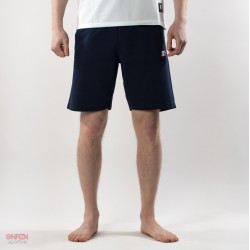 Pantaloncini palestra starter blu