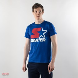 T-shirt Starter royal