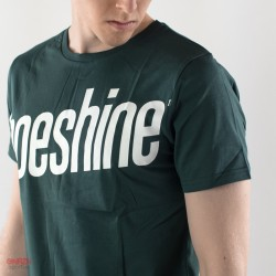 logo shoeshine t-shirt forest