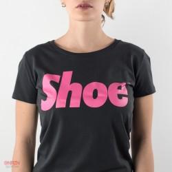 dettaglio t-shirt shoeshine antracite