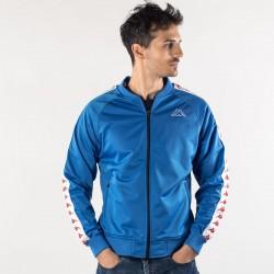 giacca kappa blu banda 222