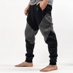 Pantaloni Dolly Noire Invictus neri lato