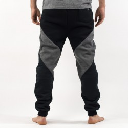 Pantaloni Dolly Noire Invictus neri dietro