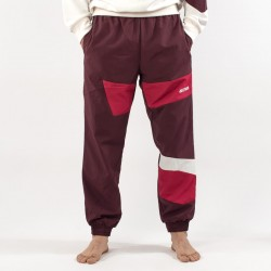 Pantaloni AsicsTiger bordeaux