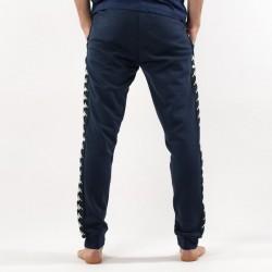 Pantaloni tuta Kappa blu dietro
