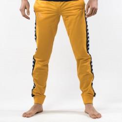 Pantaloni Kappa gialli