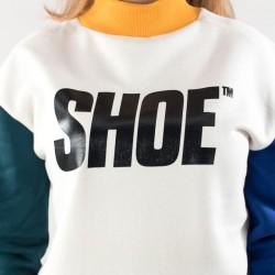 felpa shoeshine multicolor dettaglio