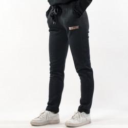 Pantaloni Shoeshine dritti lato