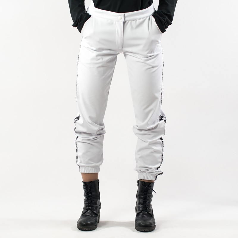 Pantalone Starter banda bianco