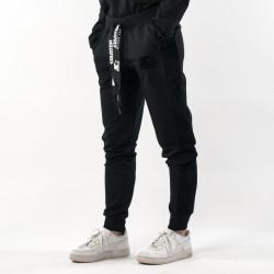 Pantaloni Starter ciniglia lato